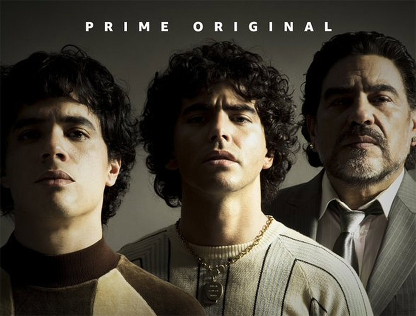 The series about Maradona already has a release date: When can we watch it?